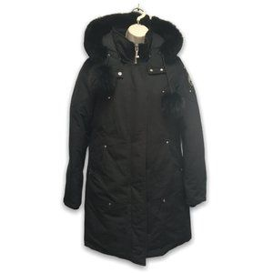 Moose Knuckles Stirling Down Parka Coat Jacket M